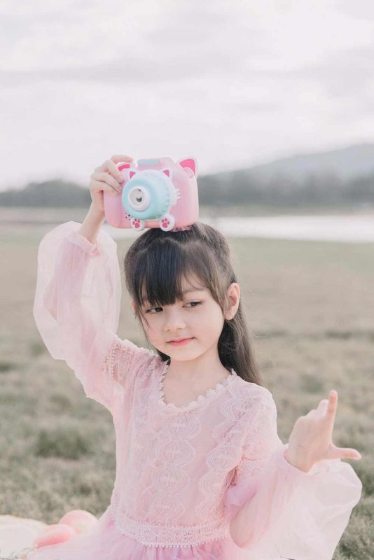 foto anak kecil aesthetic