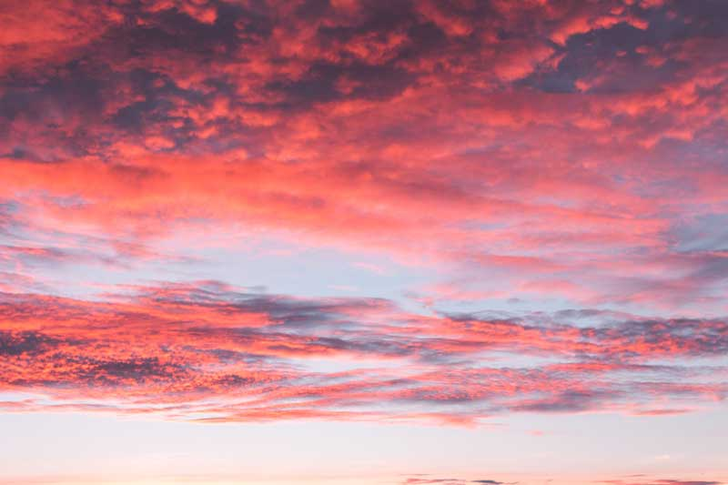 foto langit aesthetic