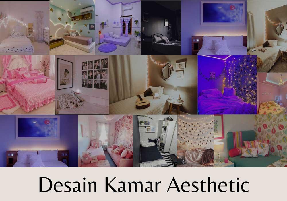 kamar aesthetic