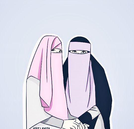 pp couple muslimah