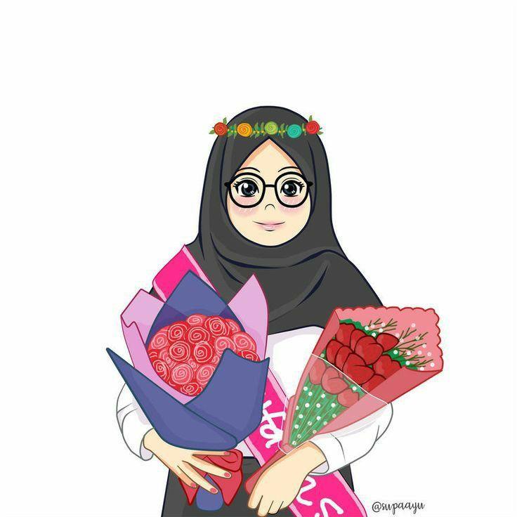 pp wa aesthetic hijab